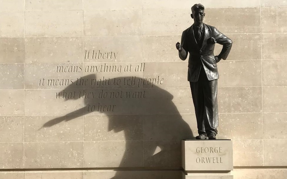 selhug george orwell and our campaign